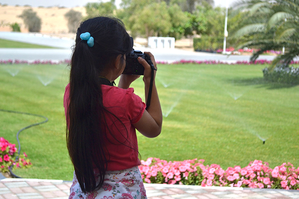 "SGG conducts ""Little Photographer"" workshop"