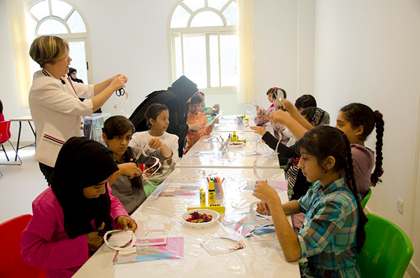 "SGG conducts"" Make a card, make a difference"" workshop"